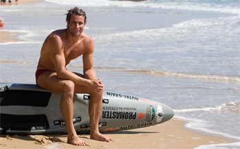 Zane Holmes Water and Beach Safety Interview