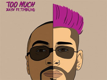 Zayn Too Much ft. Timbaland