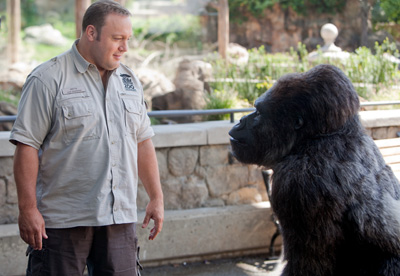 Kevin James Zookeeper Part 2