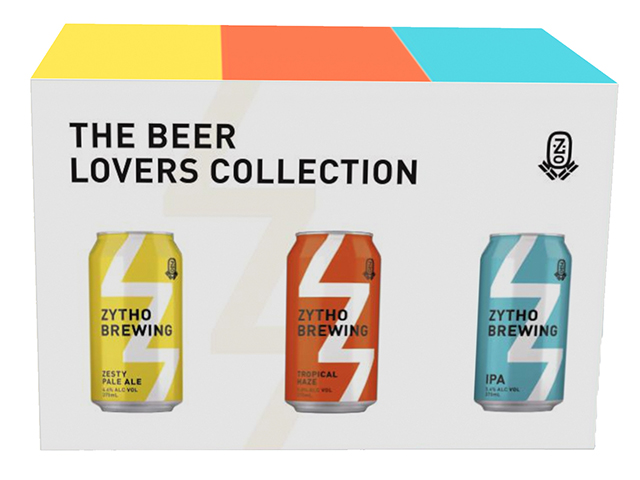 The Beer Lovers Collection Zytho Brewing