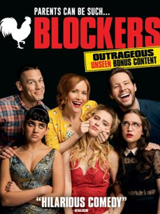 Blockers DVDs