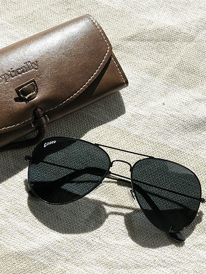 Win Aviator Sunglasses