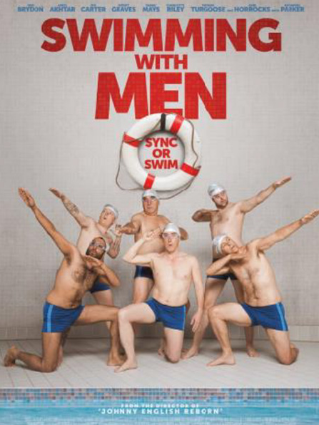Swimming with Men Tickets