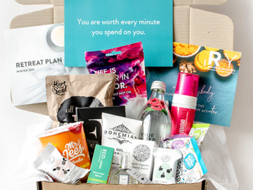 Winter Retreat Yourself Box