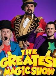 Win The Greatest Magic Show Tickets