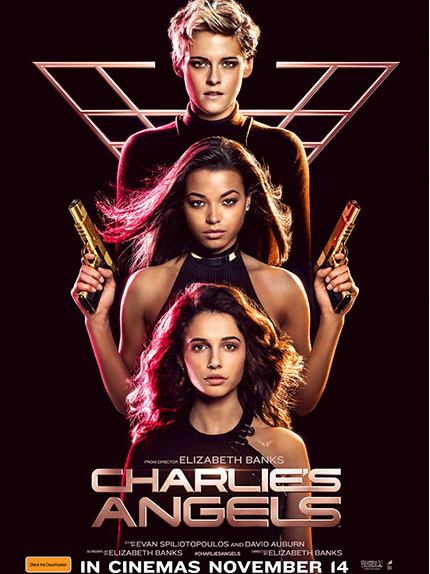 Win Charlies Angels Tickets
