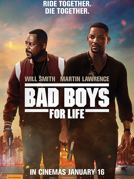 Win Bad Boys for Life Tickets
