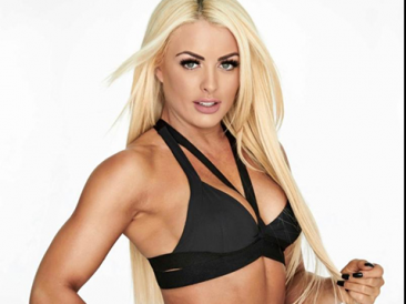 Fit with Mandy Rose