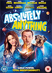 Absolutely Anything DVDs