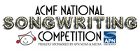 The ACMF National Songwriting Competition