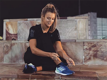 Britt Cutts adidas Run For The Oceans Interview