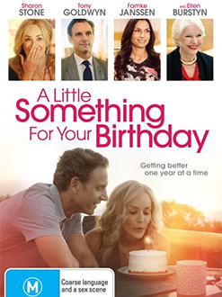 A Little Something for Your Birthday DVDs