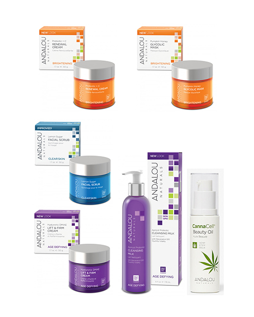 Win Andalou Naturals Selfcare Collection