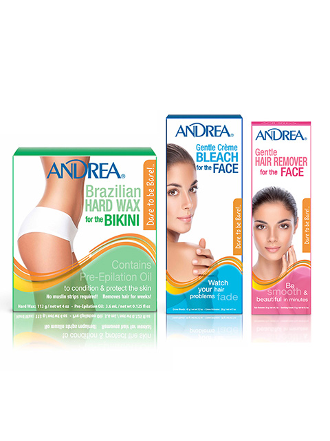 Andrea Hair Removal Packs