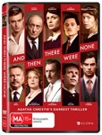 Agatha Christie's And Then There Were None DVDs