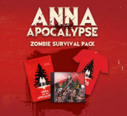 Anna and the Apocalypse Packs