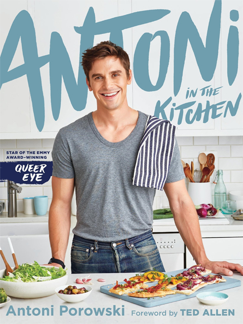 Antoni In The Kitchen Books