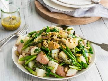 Asparagus & Red Potato Salad