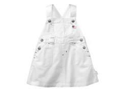 Baby Gap White Skirtall