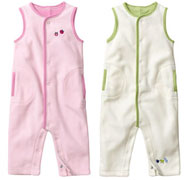 Baby Gap Fleece Overall