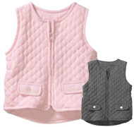 Baby Gap Quilted Vest