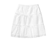 Baby Gap Tiered Skirt