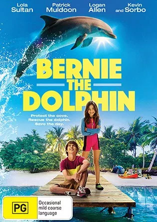 Bernie the Dolphin DVDs