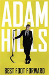 Comedian Adam Hills to be published by Hachette Australia