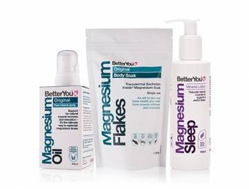 Review BetterYou Magnesium Range