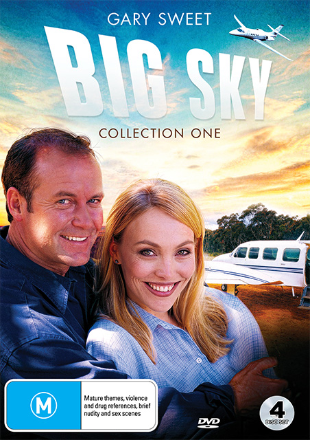 Big Sky Collection One DVDs