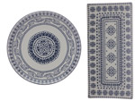 Maxwell & Williams Blue Antico Platters