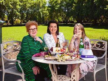 Bank of Melbourne World's Longest Lunch announced