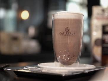 Callebaut Indulgent Hot Chocolate