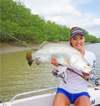 Chloe Laurence Fishing Females Interview