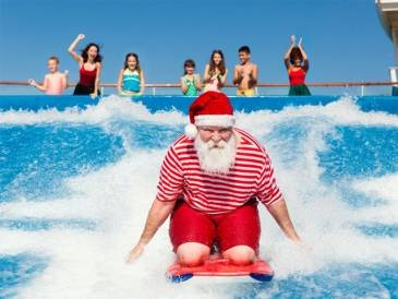 Why a Cruise is the Best Way to Enjoy (Or Escape) Christmas