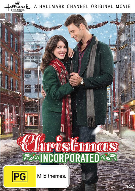 Win Christmas Incorporated DVDs