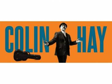Colin Hay brings the Immigrants back Down Under!
