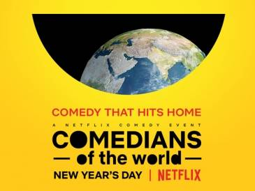 Comedians Of The World On NYD