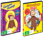 Curious George Prize Packs