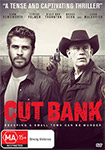Cut Bank DVDs