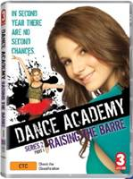 Dance Academy S2 Volume 1: Raising the Barre