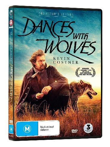 Win 5 x Dances With Wolves Collectors Edition
