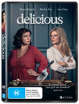 Win Delicious Series 1 DVDs