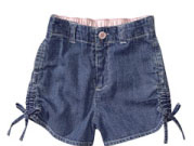 Baby Gap Denim Beach Shorts