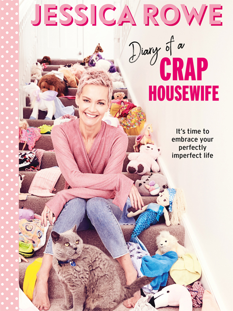 Diary of a Crap Housewife Books