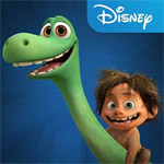 The Good Dinosaur: Dino Crossing Races onto Mobile Devices
