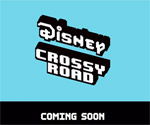 Disney and Hipster Whale Announce Disney Crossy Road Game
