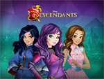 Disney's Descendants Game