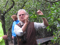 Dr Norm Duke Blue Forests' Interview