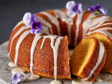 Easter Spiced Carrot and Coconut Cake